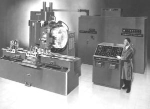 اولین دستگاه سی ان سی ساخته شده توسط MIT
