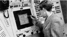 اولین نرم افزار CAD به نام Sketchpad